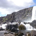 Wasserfall Thingvellir